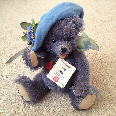 "HERMANN Teddy Bear Limited Edition ""Lady Blue"""