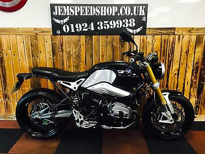 Bmw R Ninet 2014 Only 879 Miles !!