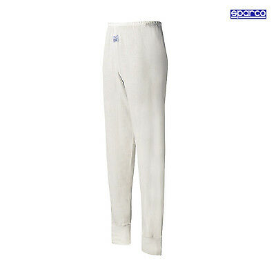 Sparco SOFT-TOUCH underwear pants white (with FIA homologation) s. L