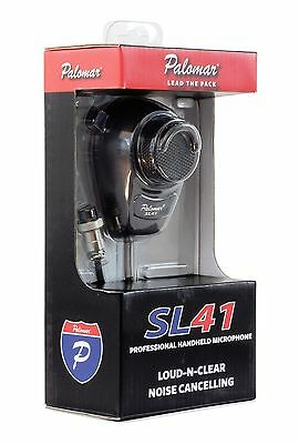 Palomar Electronics SL-41 Noise Cancelling Microphone, Ships from NC USA!