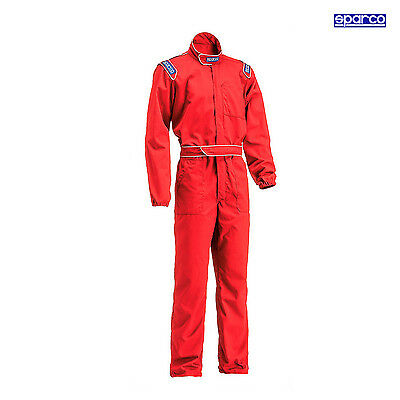 Sparco MX-3 Mechanic Overalls red s. XXL