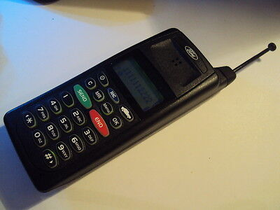 Motorol  Micro Tac Ford Rac Model Number S4816A Working Analogue Mobile Phone