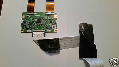 """T-Con Board 19100165 With Lvds Cables For 32"""" Panasonic Viera Tx-L32X10B Lcd Tv"""