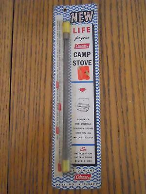 E Nos Coleman Camp Stove Model 425 Generator New In Package
