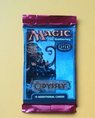 MTG Magic ** ODYSSEY ** 1 Booster Pack Englisch ( 15 Cards )