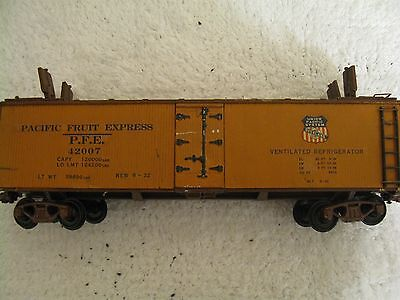 O Scale  P.f.e. Reffer Car