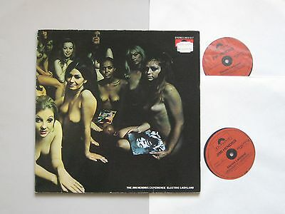 The Jimi Hendrix Experience ‎– Electric Ladyland  2LP NEAR MINT