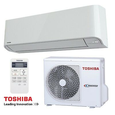 Toshiba 2.5 kW Split Air Conditioning System - New 2016 Model