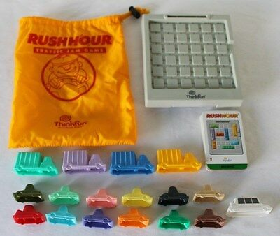 RUSH HOUR GAME SPARES * Choices of Coloured Cars & Lorries