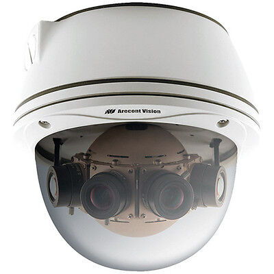 AV8185DN Arecont Vision 8MP Day Night Panoramic Dome Camera