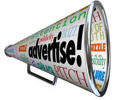 I will advertise your URL on Thousands Of Websites a month $5