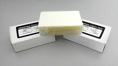 400 sheets/4packs  SSI - HQP laminating pouch film gloss for laminator machine