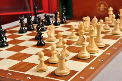 """The Gothic Edition - Reykjavik II Series Chess Set - Pieces Only - 3.75"""" inch Ki"""