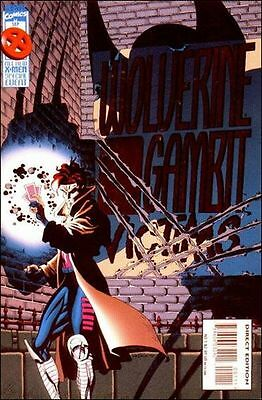 Wolverine Gambit Victims  #1 to 4 Complete (Tim Sale)   NM- to NM/M