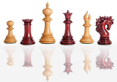 "The Forever Collection - Benevento Luxury Chess Set - Pieces Only - 4.4"" King -"