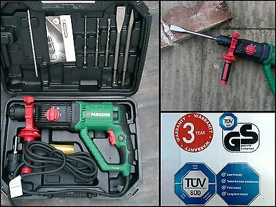Top Quality Hammer Drill 1050W Parkside Germany- not bosch