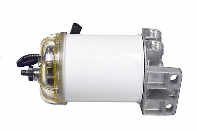 Racor 660R10 Gasoline Diesel Marine Spin-on Fuel Filter Water Separator w/ R60T