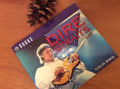 Dire Staits by Colin Irwin (Paperback 1994) Orion Books BRAND NEW  GREAT GIFT