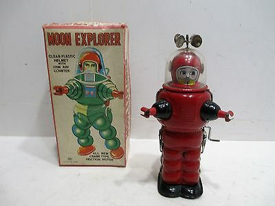 Moon Explorer Very Good Condition In Original Box Made In Japan Works Good