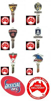 AFL 3D Scultured House Keys TE2 -  Limited Stock Available