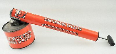 Vintage Spra-Well Continuous Insect Sprayer