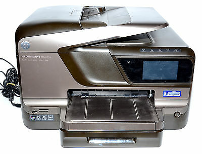 Hp Office Jet Pro 8600 Plus All-In-One Printer Scanner Fax