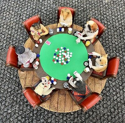 The Poker Playing Dogs - A Friendly Game Gift Pack