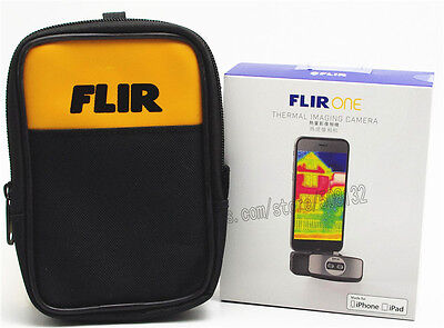 FLIR ONE Thermal Imager for iOS