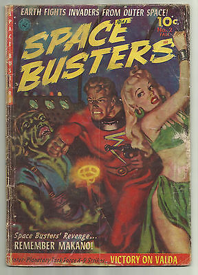 Space Busters (1952) #2