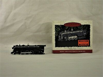 COLLECTIBLE Hallmark Keepsake Ornament - 700E Hudson Steam Locomotive - 1996  #1