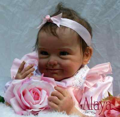 """22"""" Lifelike Silicone Reborn doll Simulation Baby Doll for baby Birthday Gift"""