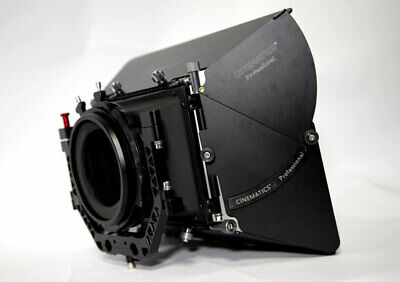 Cinematics matte box 15mm rig for canon 5d c300 sony a7 fs7 red scarlet bmcc