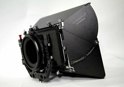 Cinematics matte box For DSLR 5D BMCC BMPCC SONY F5 A7S RED EPIC C300 Camera
