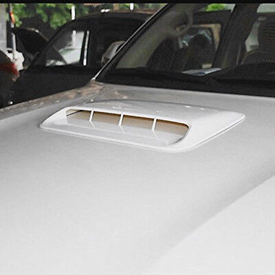 High Quality Excelent Decorative Air Flow Intake Hood Scoop Vent Bonnet Cover