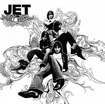 Jet - Get Born 180g vinyl LP NEW/SEALED Are You Gonna Be My Girl