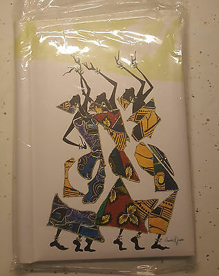African American Expressions Journal Diary Book Praise Dance J42/Black Americana
