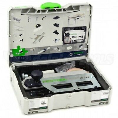 Festool FS-SYS2 GUIDE RAIL STARTER KIT Cuts Using Angle Unit *German Brand