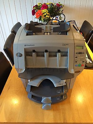Pitneybowes Di 200 2A4 Feeders +Insert Feeder