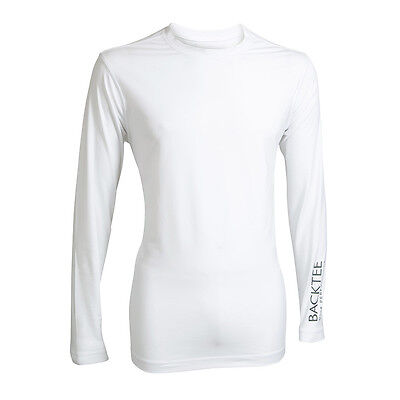Backtee Mens First Skin Roundneck Base Layer Top