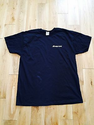 Snap On Tools T Shirt XL. Free P&P