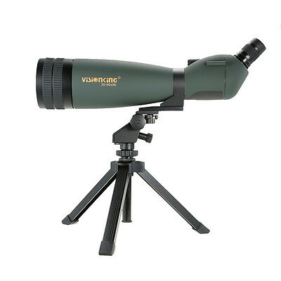 LOCAL!Visionking 30-90x90 Spotting Scope W/Cell Phone Adaptor IP 66 Carry Tripod