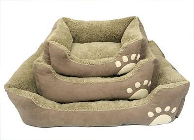 Luxury Fleece Dog / Pet Bed, Top Quality, Warm Fleece Lining, Superb ,  S,m,l