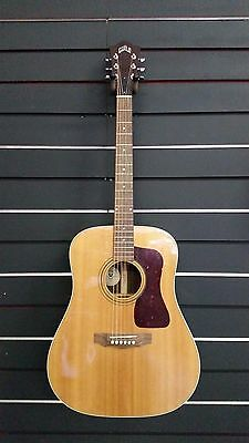 Guild D50 Standard Made In Usa