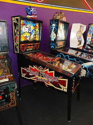 Williams Black Knight 2000  Pinball Machine  ****LED's****
