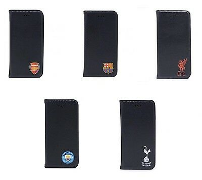 Football Club Team Folio Iphone 7 Cover Case Protector Stand Wallet Official