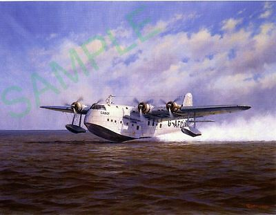 Imperial Airways Empire Flying Boat Cabot