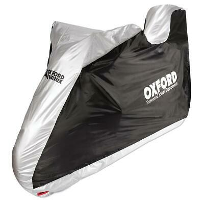 Oxford Aquatex Waterproof Motorcycle Bike Scooter Cover Small Top Box CV201
