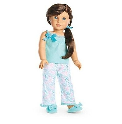 American Girl Doll Grace Thomas Pajamas Outfit NEW!! PJs