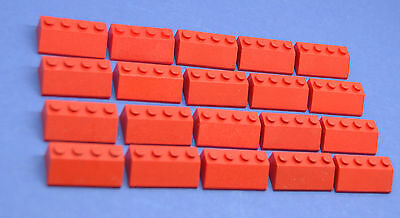 LEGO® 100 x 3037 Dachstein 45° 2 x 4 rot 303721 Slope Red