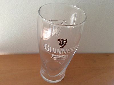 Guinness Rugby World Cup 2015 Glass - Number 8